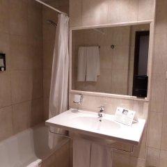 Hotel Mónaco ванная