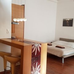 Апартаменты Liszt Studios Apartment Будапешт комната для гостей фото 5