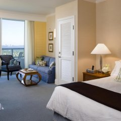 Отель Fontainebleau Miami Beach 4* Номер Делюкс с различными типами кроватей фото 2