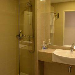 Отель Lisboa Central Park 3* Стандартный номер с различными типами кроватей фото 8