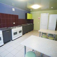 Гостиница Гостевой комплекс Нефтяник Кровать в общем номере с двухъярусной кроватью фото 18
