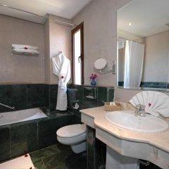 Zalagh Kasbah Hotel and Spa ванная