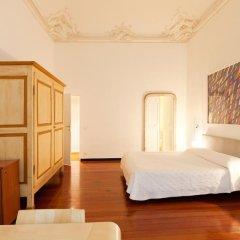Отель Residenza D'Epoca di Palazzo Cicala 4* Стандартный номер с двуспальной кроватью фото 11