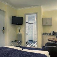 Отель Tiffany Дания, Копенгаген - отзывы, цены и фото номеров - забронировать отель Tiffany онлайн удобства в номере фото 2