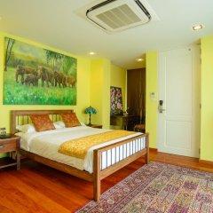 Отель Nine Design Place 3* Люкс с различными типами кроватей фото 2