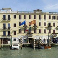 Отель Carlton On The Grand Canal Венеция приотельная территория
