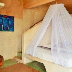 Отель Posada del Sol Tulum 3* Стандартный номер с различными типами кроватей фото 12