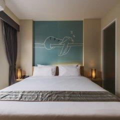 TIRAS Patong Beach Hotel 2* Улучшенный номер с различными типами кроватей фото 3