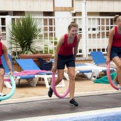 Отель Bon Repòs фитнесс-зал