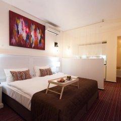 Апарт-Отель Наумов Сретенка Стандартный номер разные типы кроватей фото 3