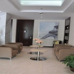Отель City Comfort Inn Guangzhou Jiahe Branch спа