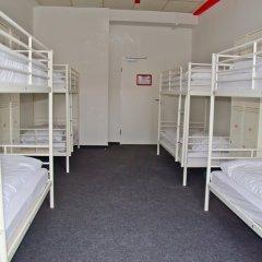 Check In Hostel Berlin Кровать в общем номере с двухъярусной кроватью фото 8