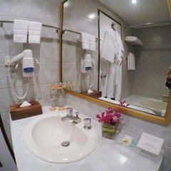 Отель City Lodge Soi 9 3* Стандартный номер фото 14