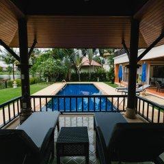 Отель Phuket Marbella Villa 4* Вилла с различными типами кроватей фото 36