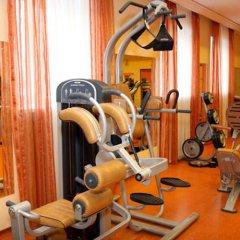 Гостиница Атлантида Спа фитнесс-зал фото 2