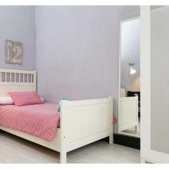 Отель B&B Hi Valencia Cánovas 3* Номер с общей ванной комнатой с различными типами кроватей (общая ванная комната) фото 5