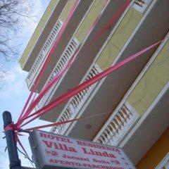 Hotel Villa Linda Риччоне спортивное сооружение