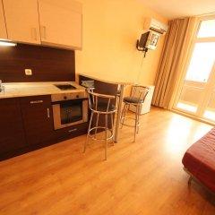 Апартаменты Menada Luxor Apartments Студия Эконом с различными типами кроватей фото 4