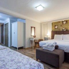 Dora Hotel 3* Люкс с различными типами кроватей фото 3