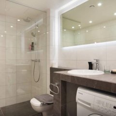 Отель Harju Street Apartment Эстония, Таллин - отзывы, цены и фото номеров - забронировать отель Harju Street Apartment онлайн ванная