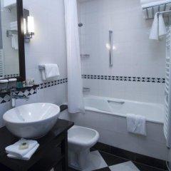 Отель Crowne Plaza Paris Republique 4* Стандартный номер с различными типами кроватей фото 5