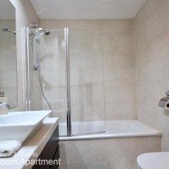 Отель Akicity Telheiras Star Португалия, Лиссабон - отзывы, цены и фото номеров - забронировать отель Akicity Telheiras Star онлайн ванная