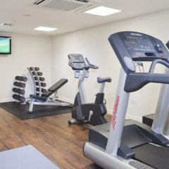 Отель Holiday Inn London Commercial Road фитнесс-зал фото 3