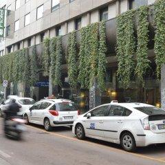 Отель Carlyle Brera парковка