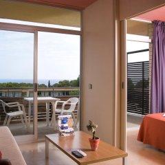 Отель Aparthotel Comtat Sant Jordi 3* Апартаменты разные типы кроватей фото 2