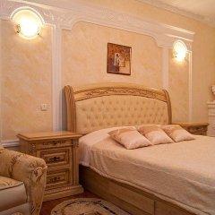 Гостиница Кристина 3* Люкс с различными типами кроватей фото 12