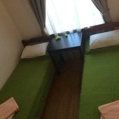 Томас Хостел Кровать в общем номере с двухъярусной кроватью фото 6