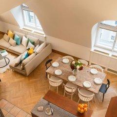 Отель Zatecka N°14 Чехия, Прага - отзывы, цены и фото номеров - забронировать отель Zatecka N°14 онлайн комната для гостей фото 3