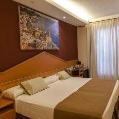 Отель Galeón 3* Стандартный номер с двуспальной кроватью фото 7