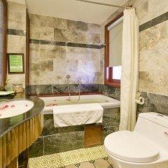 Отель Green Heaven Hoi An Resort & Spa 4* Номер Делюкс фото 6