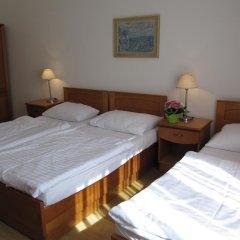 Hotel Jana / Pension Domov Mladeze Стандартный номер с различными типами кроватей (общая ванная комната) фото 4