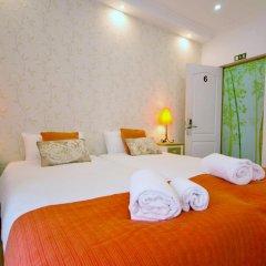 Отель Guest House Lisbon Terrace Suites II 3* Полулюкс с различными типами кроватей фото 9