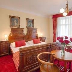 Hotel Waldstein 4* Стандартный номер с различными типами кроватей фото 12