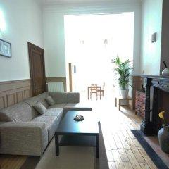 Отель Urban Suites Brussels EU Люкс с различными типами кроватей фото 23