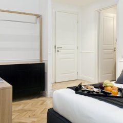 Отель Vanity Представительский номер с различными типами кроватей фото 6