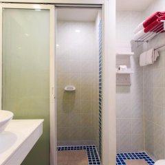 Chaweng Budget Hotel 3* Стандартный номер с различными типами кроватей фото 10
