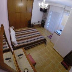 Akrotiri Hotel Студия с разными типами кроватей фото 6