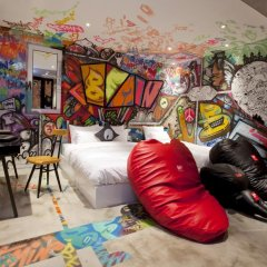 Hotel The Designers Samseong 3* Люкс с различными типами кроватей фото 5