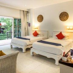 Отель Laksasubha Hua Hin 4* Стандартный номер с различными типами кроватей фото 8