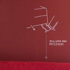 Апартаменты Design-Apartments im lebendigen Haus интерьер отеля