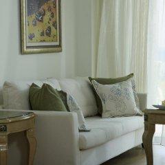 Отель Atrium Prestige Thalasso Spa Resort & Villas 5* Номер Делюкс с различными типами кроватей фото 8