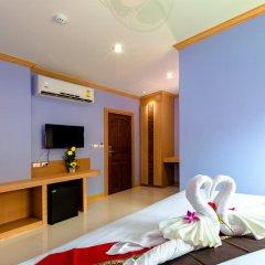 Отель Phusita House 3 2* Стандартный номер с различными типами кроватей фото 5