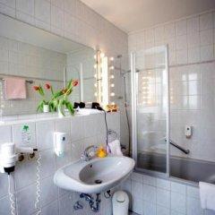 Hotel Carmen 3* Стандартный номер с различными типами кроватей фото 6