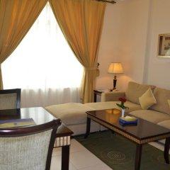 Отель Al Hayat Hotel Apartments ОАЭ, Шарджа - отзывы, цены и фото номеров - забронировать отель Al Hayat Hotel Apartments онлайн комната для гостей фото 4