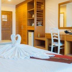 Отель MetroPoint Bangkok 4* Номер Делюкс с различными типами кроватей фото 7