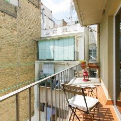 Апартаменты Apartment Montjuic балкон